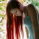 Zoe Feels Light by David Haworth