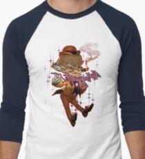 Mr. Mxyzptlk Men's Baseball ¾ T-Shirt