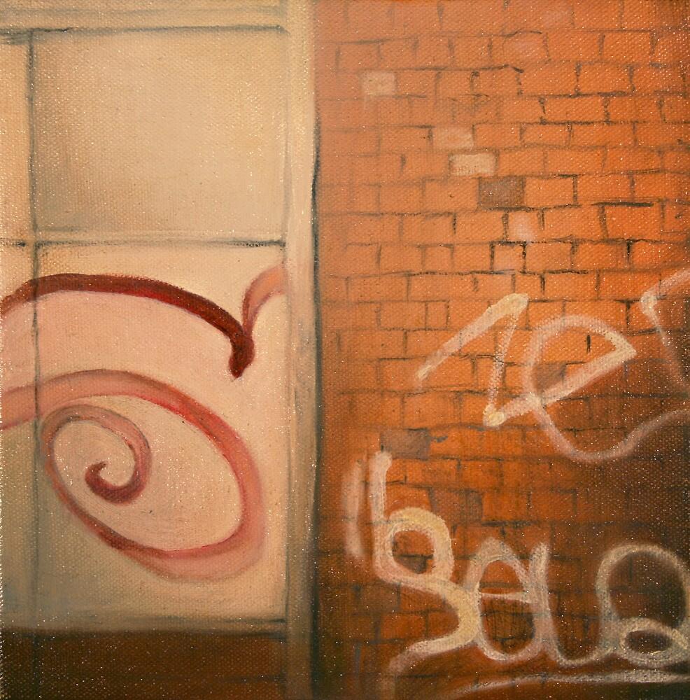 Chatîllon Graffiti by Jason Rafferty