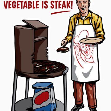 Steak! by mjmew