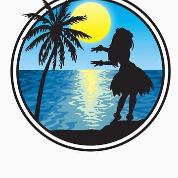 Hawaiian Sunrise by mjmew