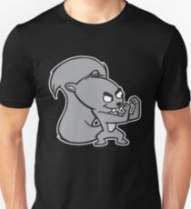 Fighting Squirrel T-Shirt