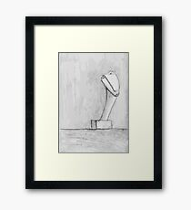 Compassion 34 Framed Print