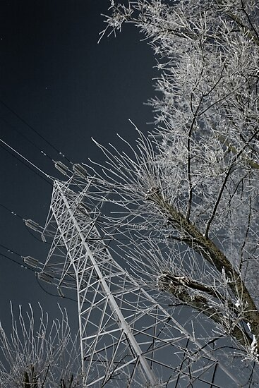 High voltage by Vladimir Fomin