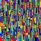 Pushed Buttons by Lynne Kells (earthangel)