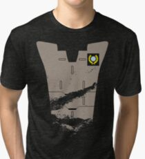 Thomas Lasky - Battle Damaged Tri-blend T-Shirt
