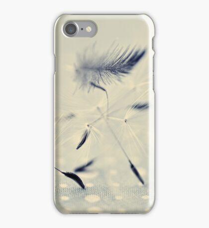 delicate balance iPhone Case/Skin