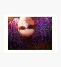 Linaji Icon 2012-Relax and Breath Art Print