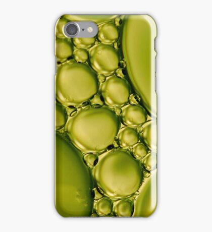 Shades of Green iPhone Case/Skin