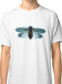 Blue Moth Classic T-Shirt