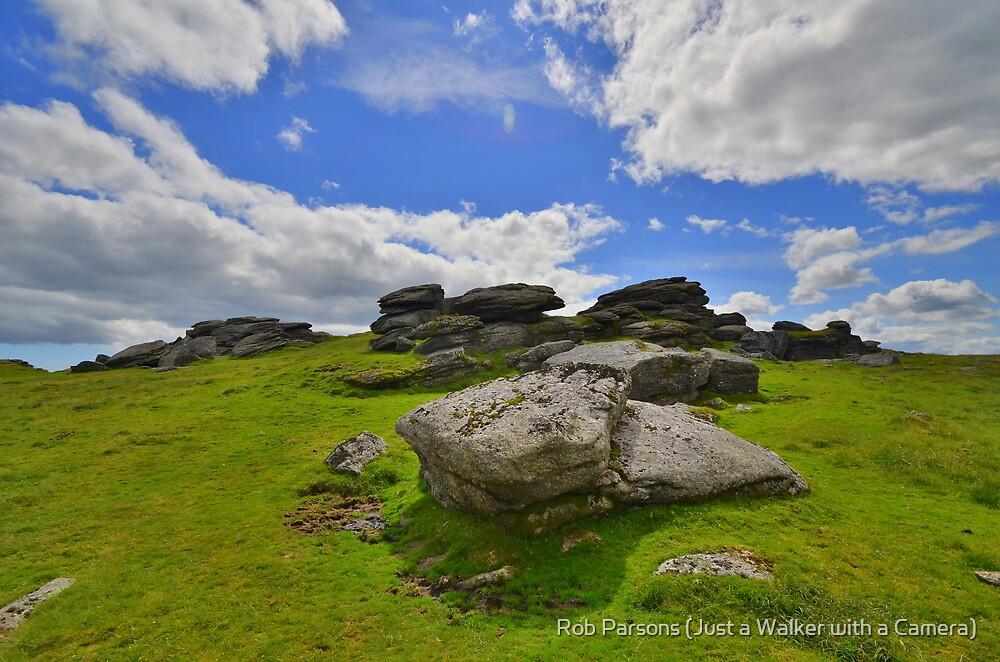 Dartmoor: Ugborough Beacon by Rob Parsons