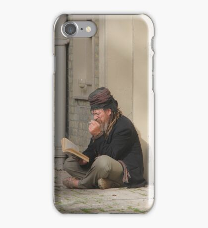 Chilling Out iPhone Case/Skin