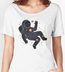 Inner Space Women's Relaxed Fit T-Shirt