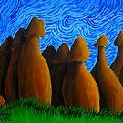 Dream World by Gunes Yilmaz
