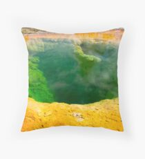Comprehend the Mysteries of the Deep Throw Pillow