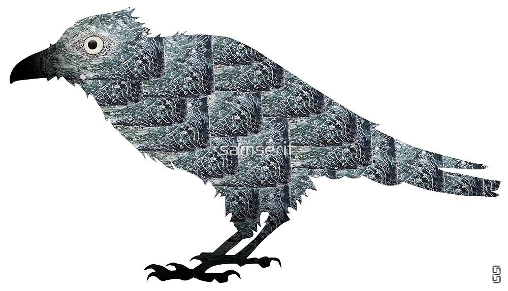 Birdseye by samserif