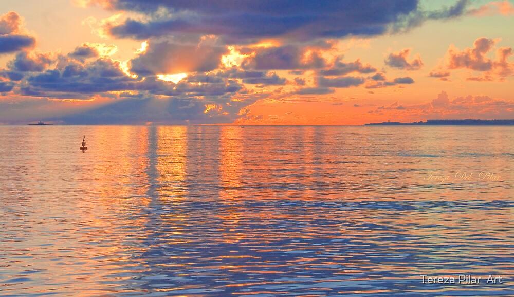 sunset by terezadelpilar ~ art & architecture