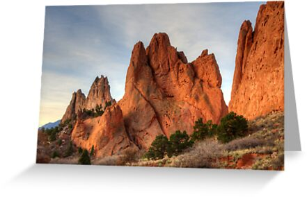 Garden Of The Gods by Bob Christopher