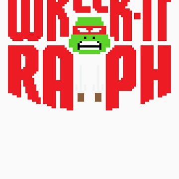 WRECK IT RAPH by neilss1
