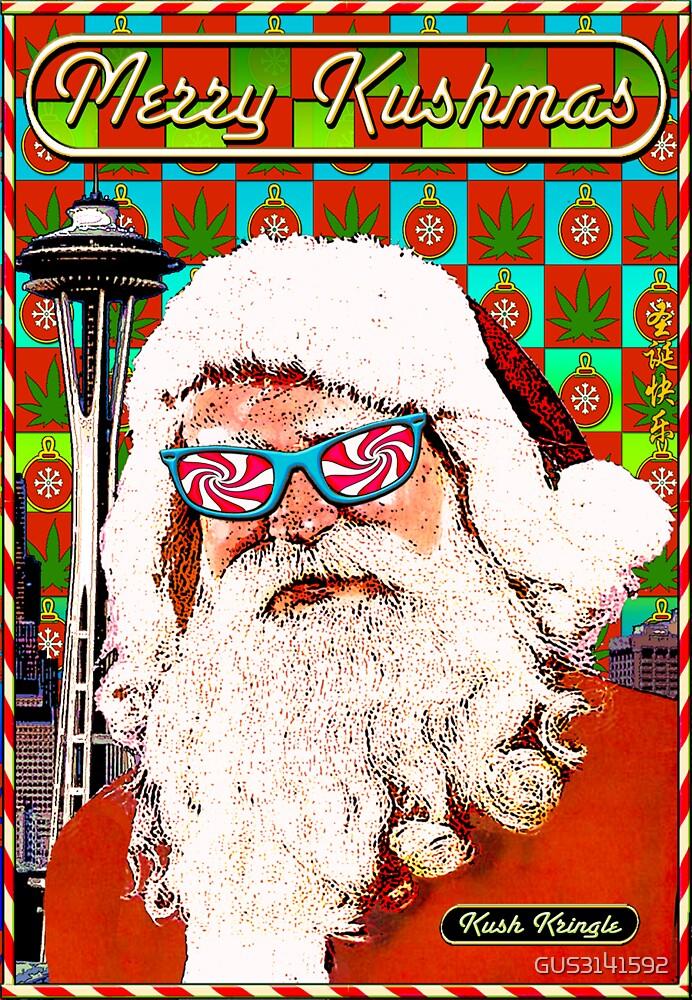 Merry Kushmas Card by GUS3141592