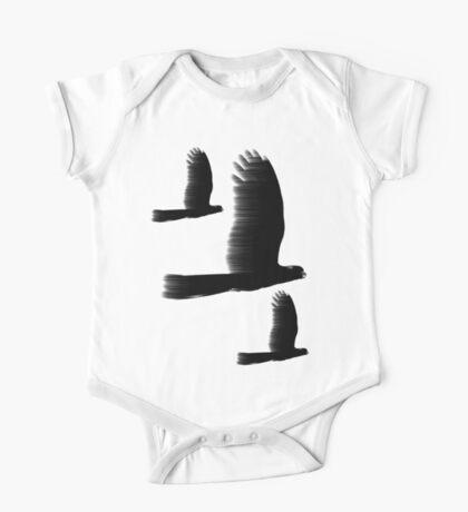 Black Cockatoos Kids Clothes