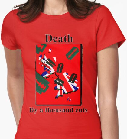 Death by a thousand cuts T-Shirt