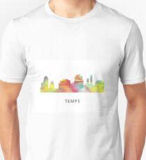 Tempe, Arizona skyline WB1 Unisex T-Shirt