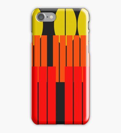 Urban Abstract - Sunset Autumn iPhone Case/Skin