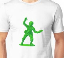 green toy soldier 2 Unisex T-Shirt