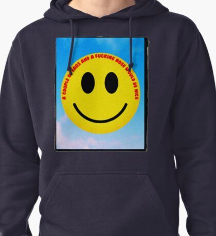 The inevitable political and anti-discriminatory demands of 1970s smiley  T-Shirt