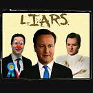 Liar by scarlet monahan