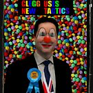 Clegg uses new tactics by scarlet monahan