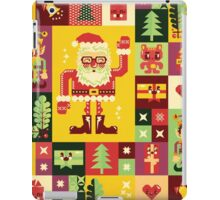 Christmas Pattern No. 1 iPad Case/Skin