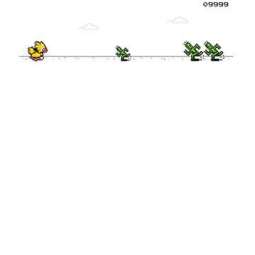Google Chrome hidden game - Chocobo Version by OuroborosEnt
