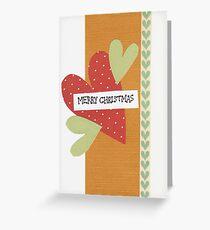 Merry Christmas #1 Greeting Card