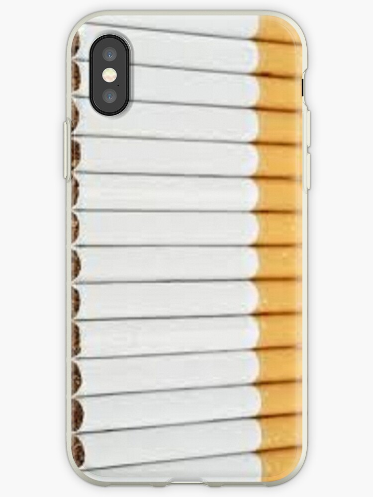 Smoking Phone by Mick Bull