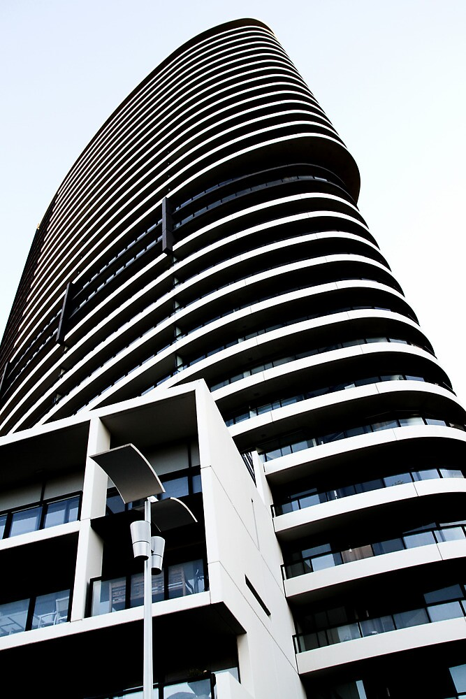 Tower at Docklands. by photojunk