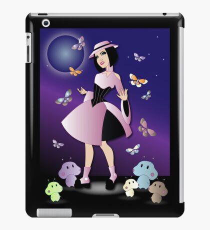Space Age Lolita iPad Case/Skin