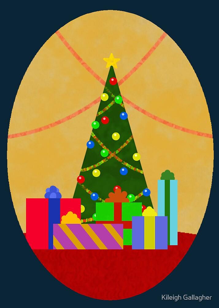 Christmas Tree by Kileigh Gallagher