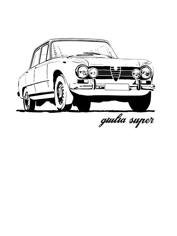 u0026quot alfa romeo giulia super u0026quot  stickers by aussie105
