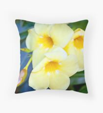 Cups of Gold Throw Pillow
