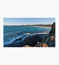 A View to Kiama Photographic Print