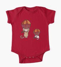 Parachuting (Tee) Kids Clothes