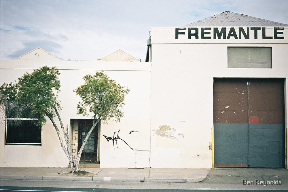 Fremantle Wall by Ben Reynolds