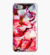 Strawberries and Sweet Condensed Milk [ iPad / iPod / iPhone Case ] iPhone Case/Skin