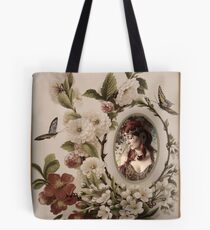 Say it with flowers. Tote Bag