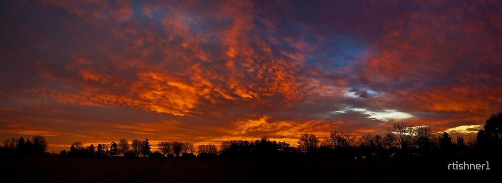 Another November Sunrise by rtishner1