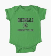 Greendale Community College Kids Clothes
