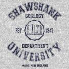 Shawshank University by Arinesart