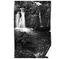 Stickle Ghyll - Leica Waterfall Poster